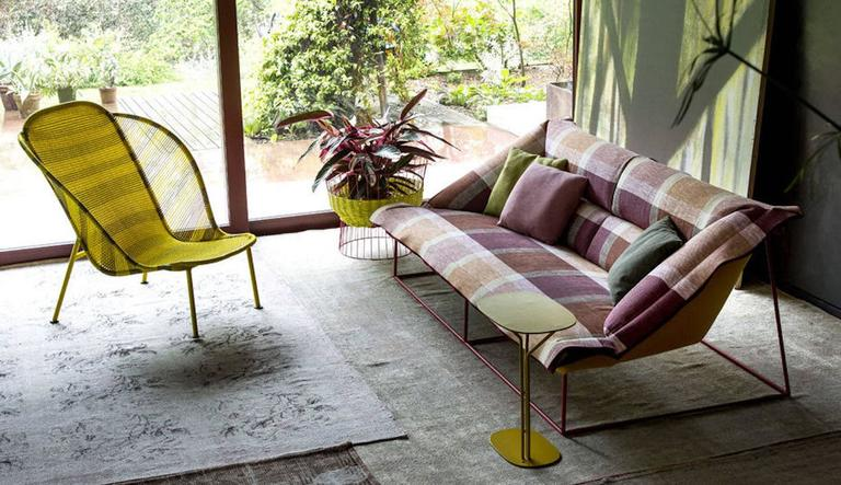 Senegalese Imba Armchair for Indoor and Outdoor For Sale