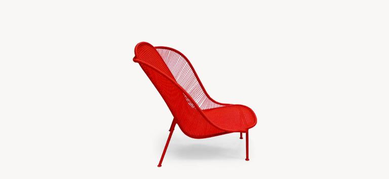 Imba Armchair for Indoor and Outdoor For Sale 2