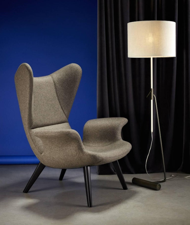 Longwave High Back Armchair by Diesel with Moroso For Sale ...