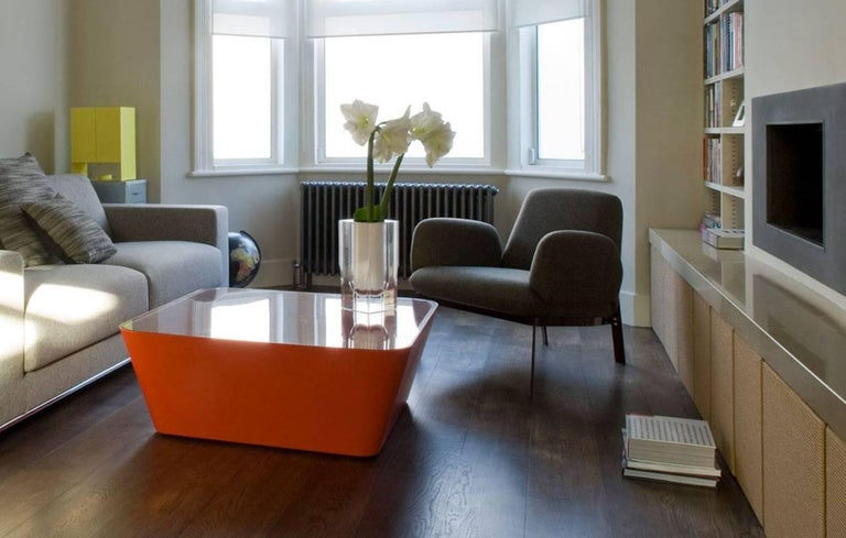 Glass Established and Sons Zero-In Coffee Table by Barber & Osgerby For Sale