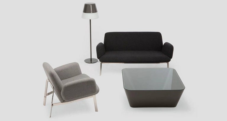 Established and Sons Zero-In Coffee Table by Barber & Osgerby For Sale 1