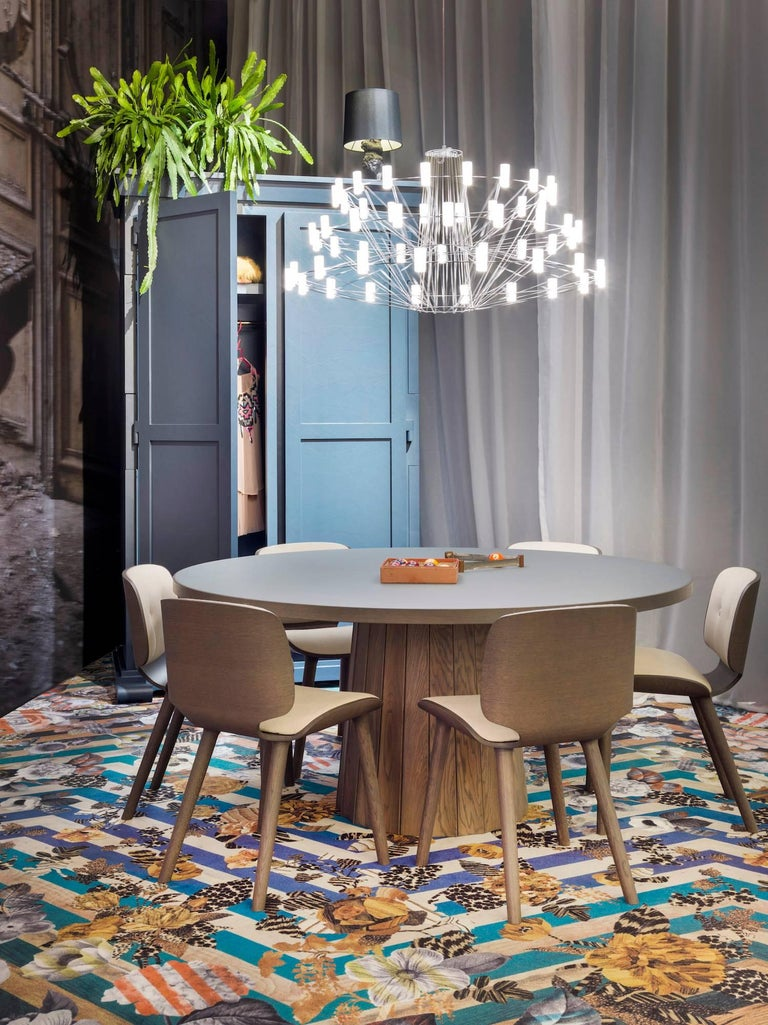 Moooi Nut Dining Chair By Marcel Wanders In Fabric Or