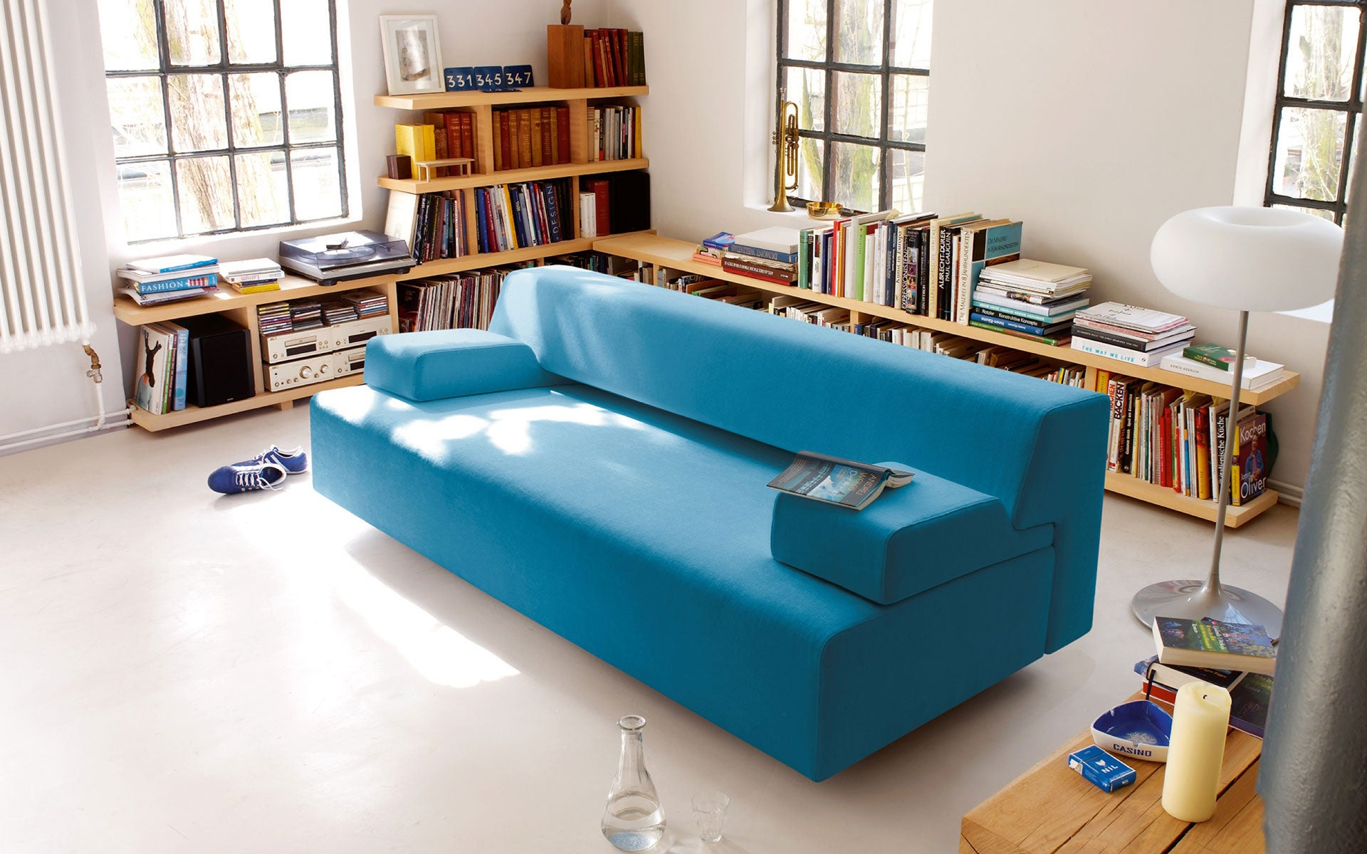 COR Cosma Sleeper Sofa In Fabric Or Leather For Sale At 1stdibs