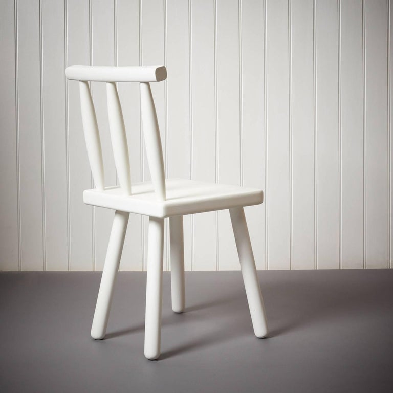 Ash Peggy Chair by Sue Skeen for the New Craftsmen For Sale