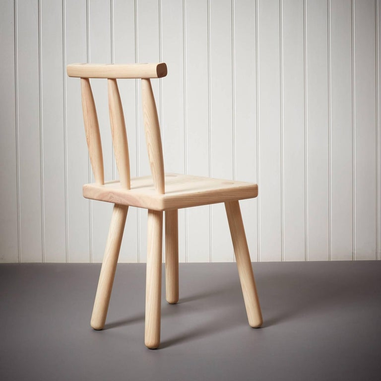 British Peggy Chair by Sue Skeen for the New Craftsmen For Sale