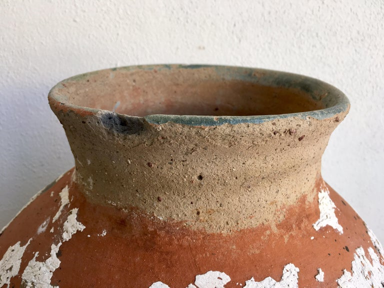 Mexican Terracotta Water Pot from Mexico, 1970s For Sale