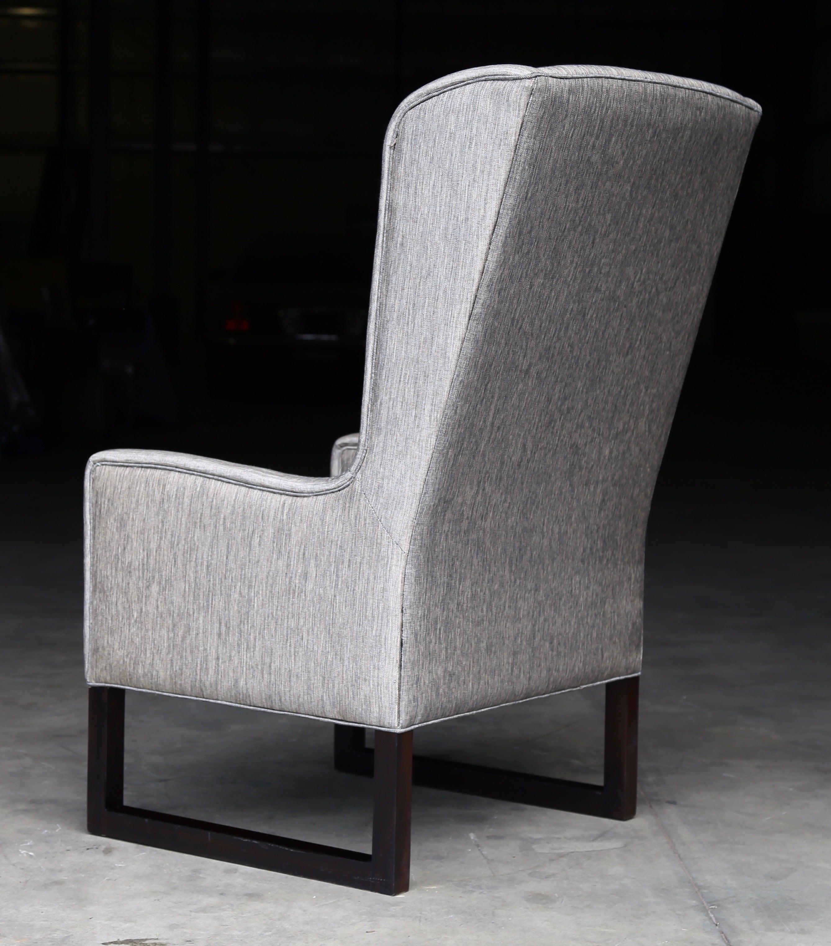 Strange Matteo High Back Wing Chair In Kravet Fabric From Costantini Short Links Chair Design For Home Short Linksinfo