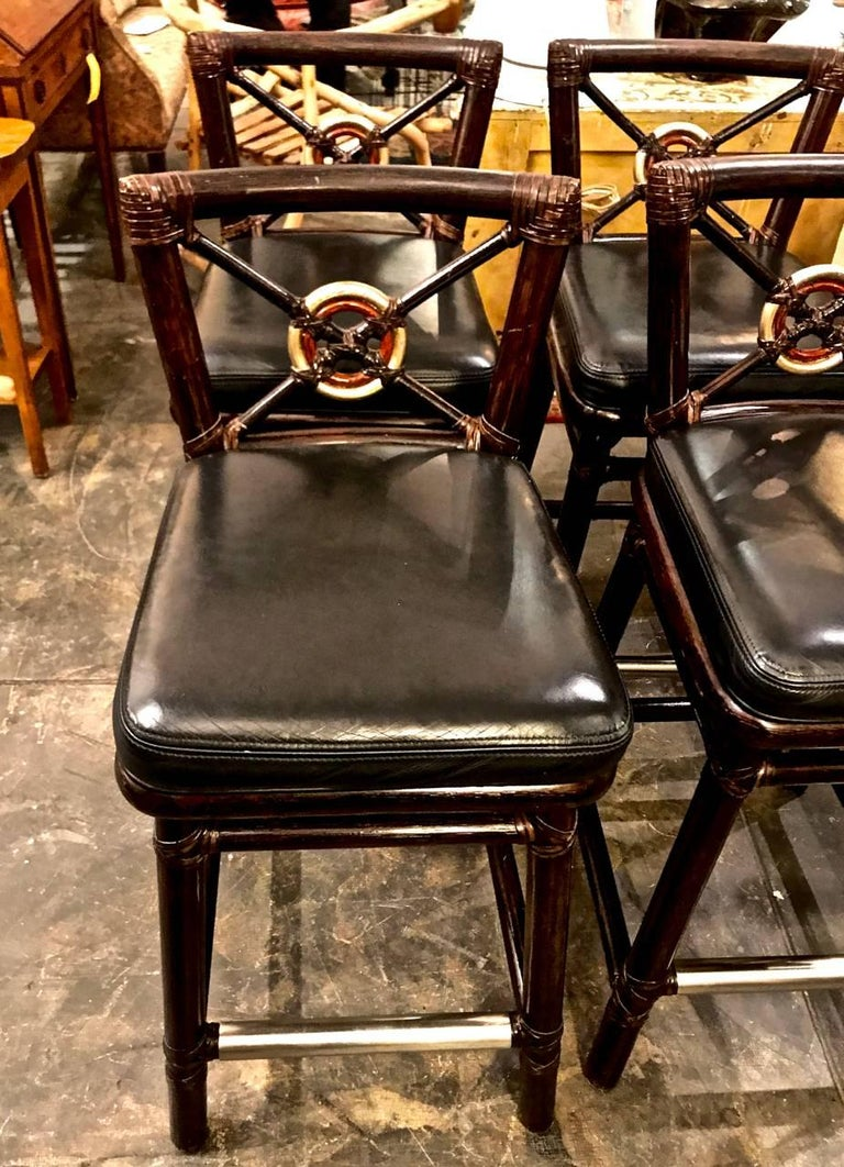 Mcguire Bar Stools For Sale At 1stdibs