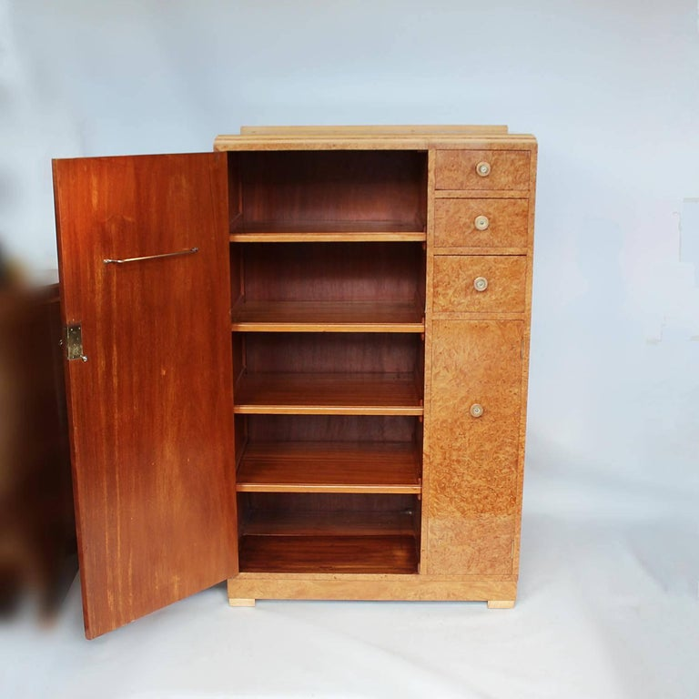 Art Deco Cabinet In Excellent Condition For Sale In Forest Row, East Sussex