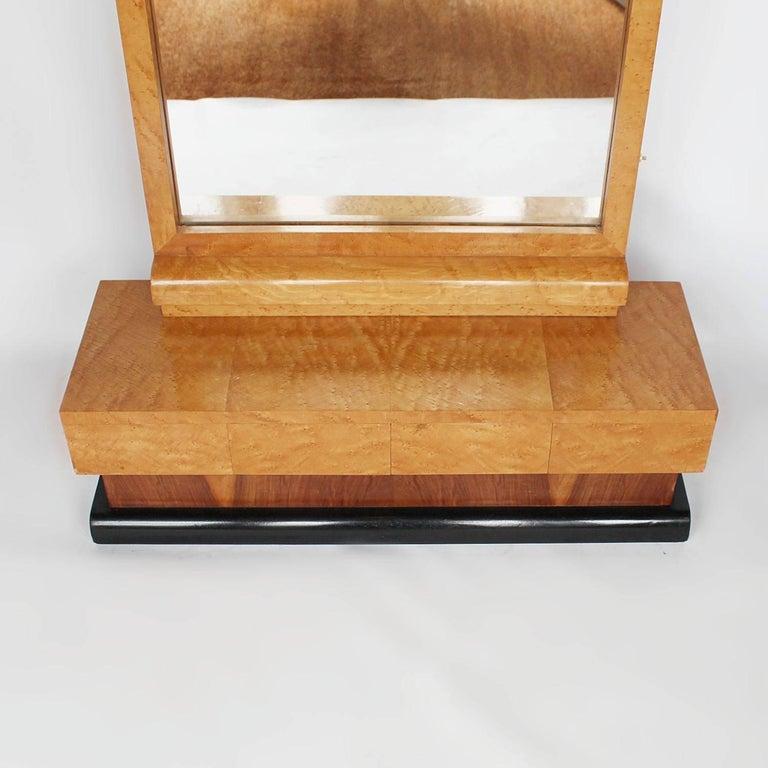 Art Deco Freestanding Mirror For Sale 1