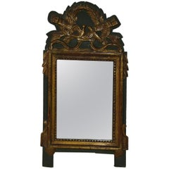 Small 19th Century, French, Louis XVI Style Bridal Mirror