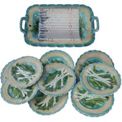 Asparagus Set from France