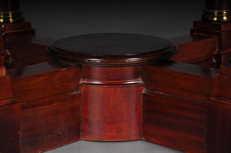 19th Century Empire Salon Table, 1890 For Sale 2