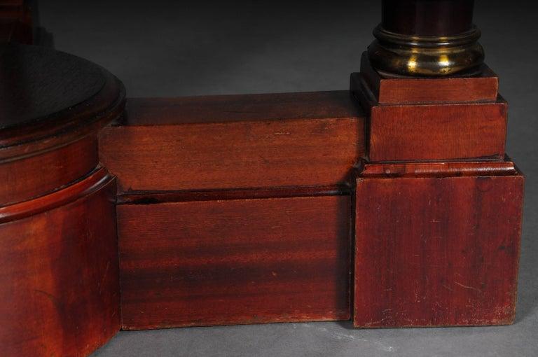19th Century Empire Salon Table, 1890 For Sale 3