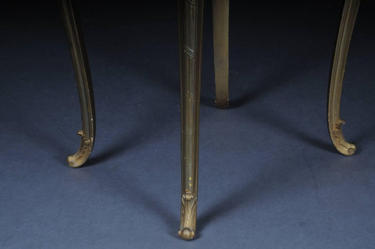 French Side Table Napoleon III, circa 1890 For Sale 2
