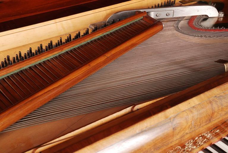 19th Century Biedermeier Or Empire Piano Lars P Cornwall