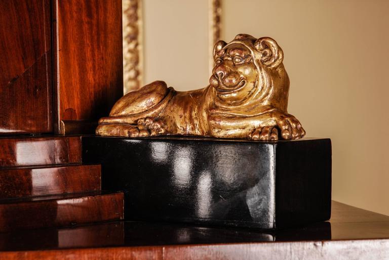 19th Century Lion Secretary Empire Berlin For Sale 1
