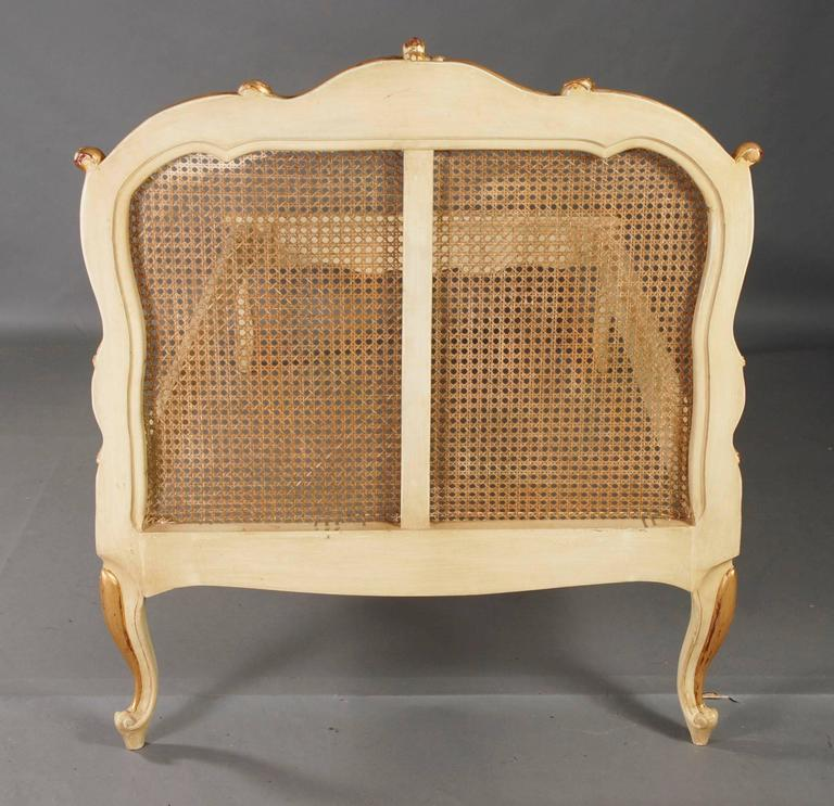 20th Century Louis Xv Style Bed For Sale At 1stdibs