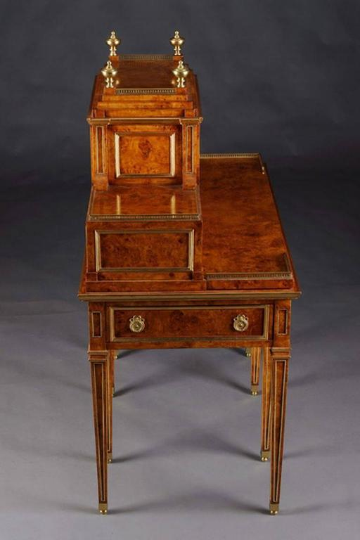 20th Century Writing Desk or Conversions Table For Sale 1