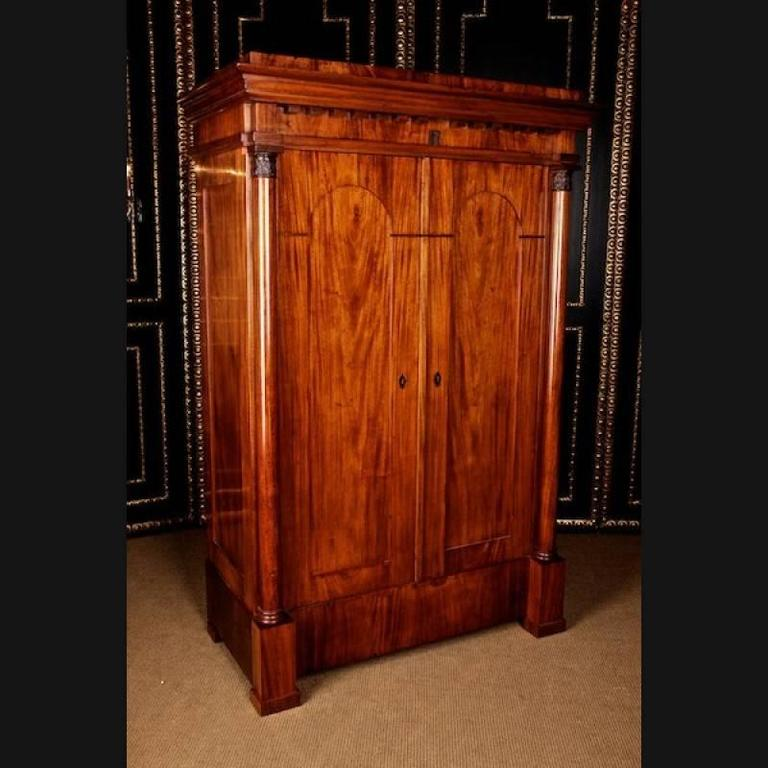 Unique Biedermeier floorboard, circa 1825.