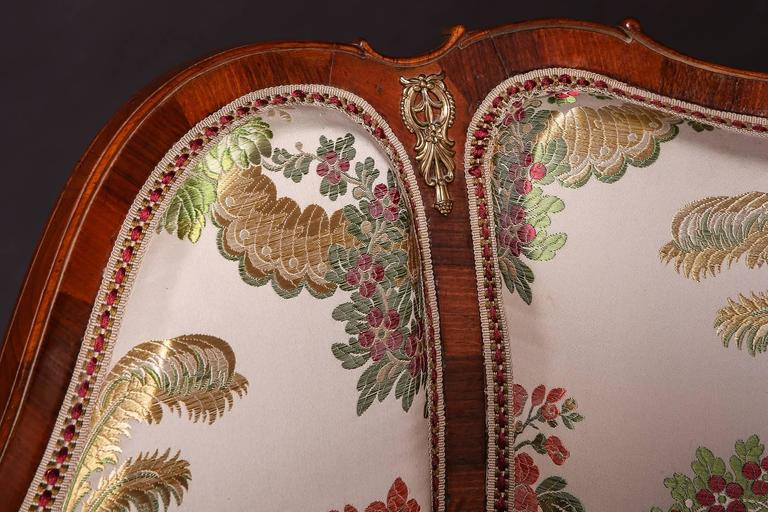 German 19th Century Baroque Saxony Seat Group 1880 For Sale