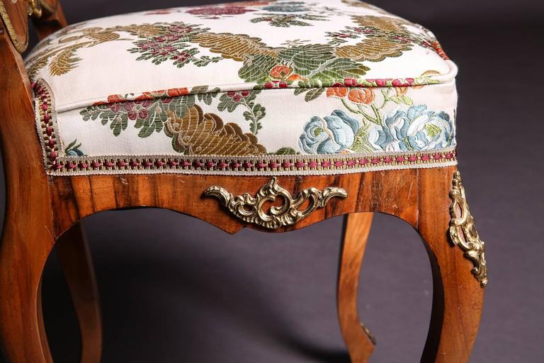 19th Century Baroque Saxony Seat Group 1880 For Sale 5