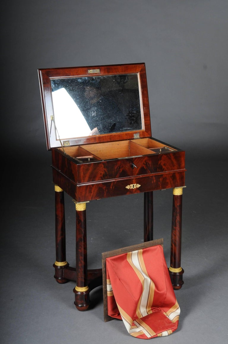 Antique Empire Sewing Table, Paris, circa 1810 For Sale 3