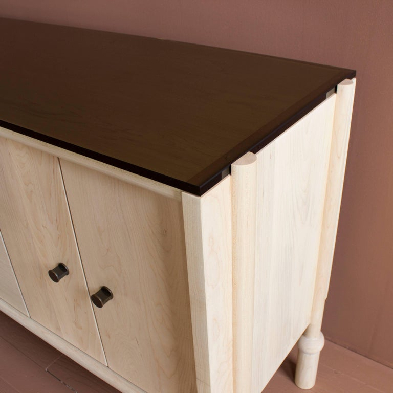 Mae Credenza and Sideboard In New Condition For Sale In Baltimore City, MD