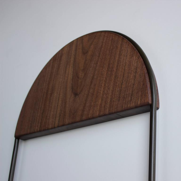 Contemporary Penny Hanging Wall Mirror For Sale