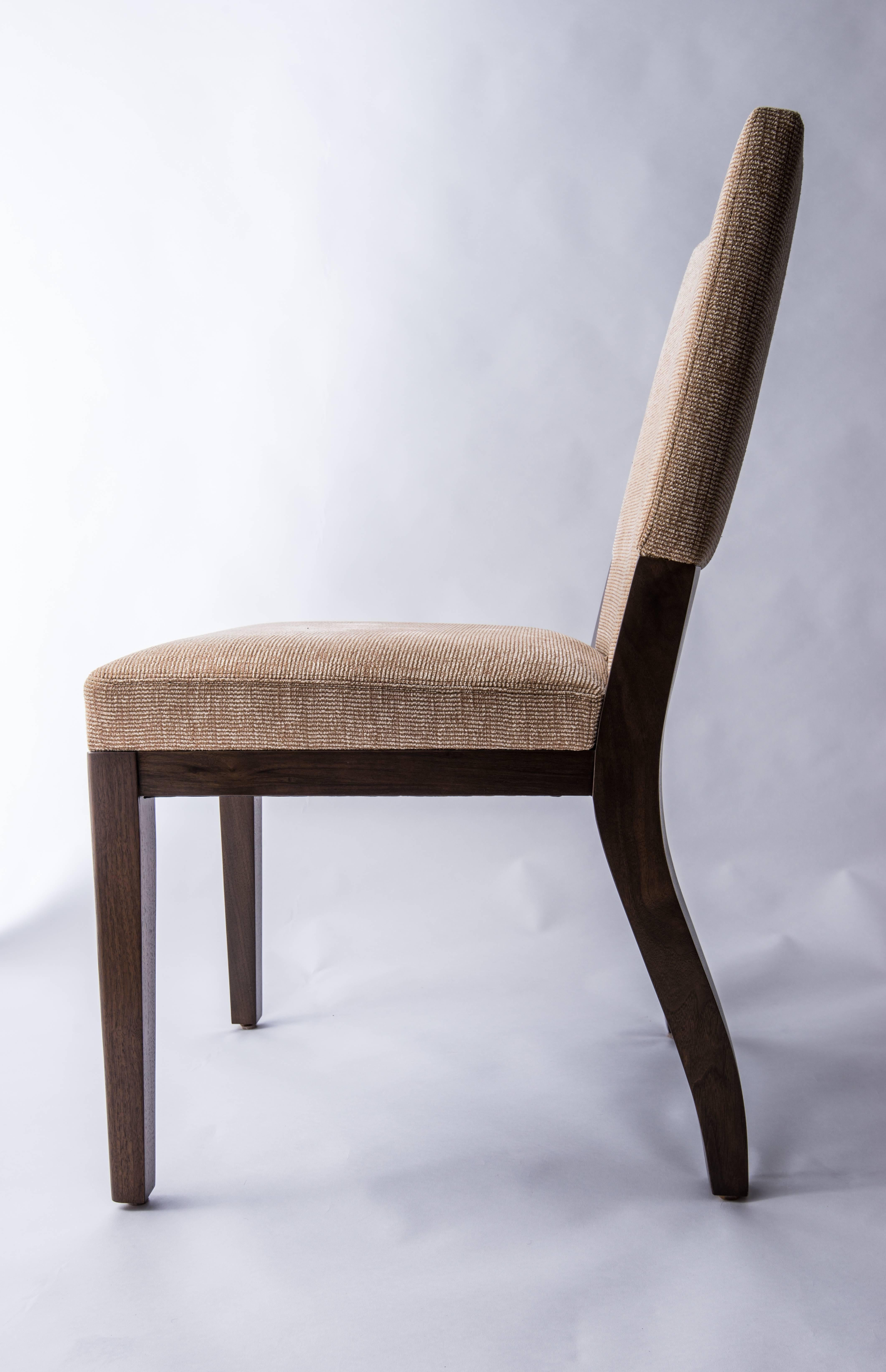 Other Holly Hunt Jennifer Dining Chairs, Set Of Eight For Sale