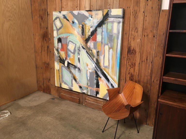 Abstract Painting by Ken Ohmert For Sale 3