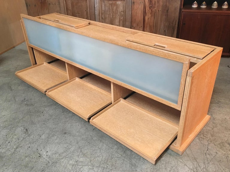 Incipit Maxalto Credenza by Antonio Citterio For Sale 5