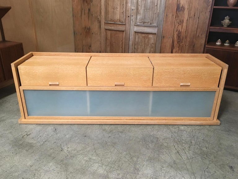 Incipit Maxalto Credenza by Antonio Citterio For Sale 6
