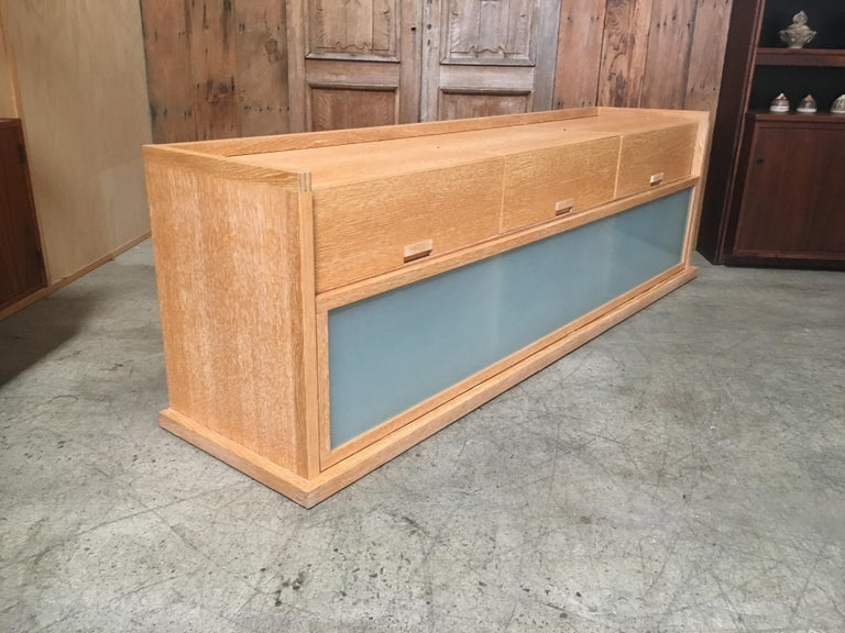 Cerused Incipit Maxalto Credenza by Antonio Citterio For Sale