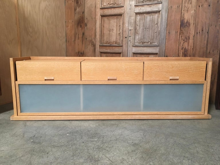 Italian Incipit Maxalto Credenza by Antonio Citterio For Sale
