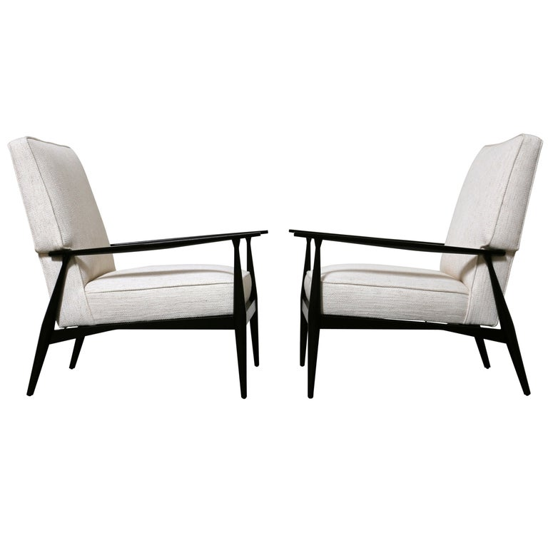 Lounge Chairs by Paul McCobb For Sale 3