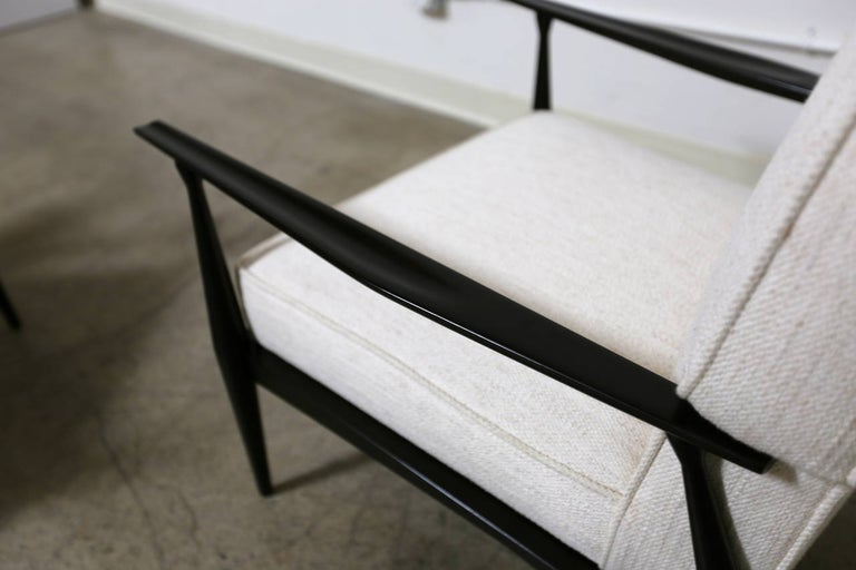 Lounge Chairs by Paul McCobb For Sale 1