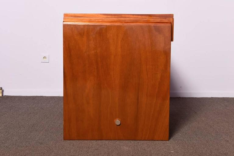 Art Deco Mahogany Desk In Excellent Condition For Sale In Zaventem, Belgium