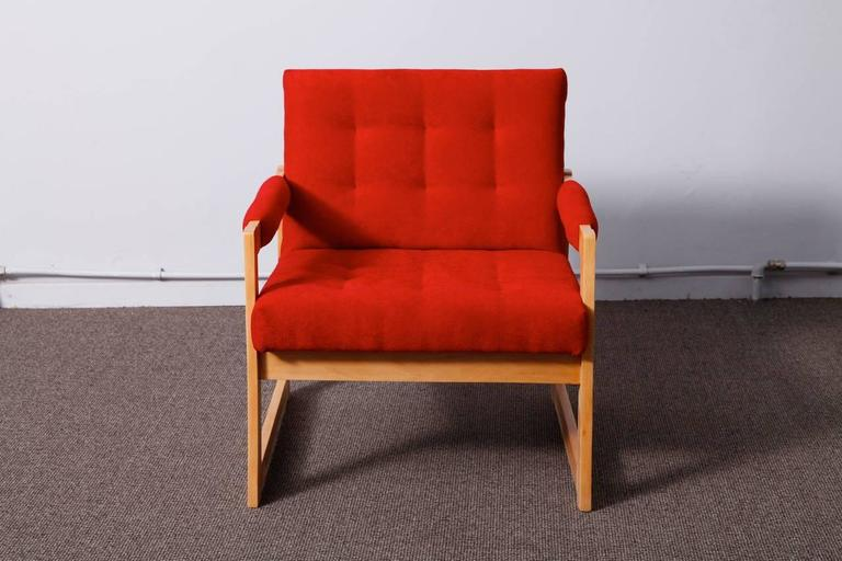 German Pair of 1960s Armchairs For Sale