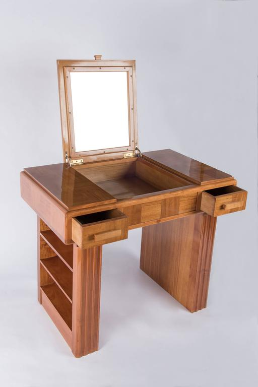 French Art-Deco Vanity For Sale