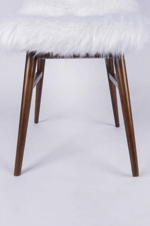 Mid-Century Modern Pair of Erika Chairs from Judit Burian For Sale