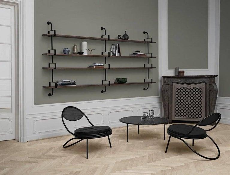 Mid-Century Modern Mathieu Matégot Copacabana Lounge Chair For Sale