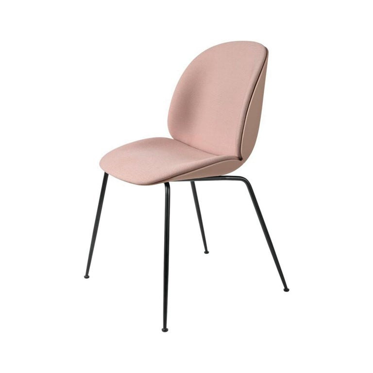 Beetle Front Upholstered Dining Chair