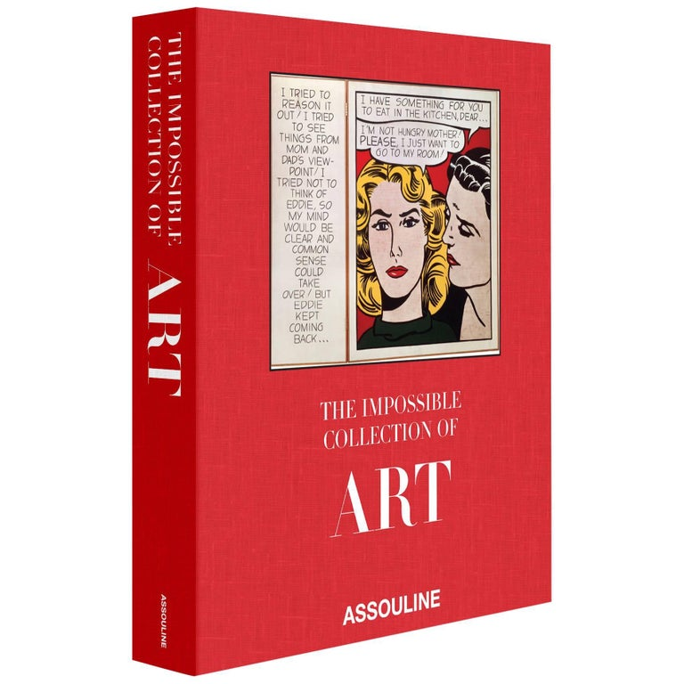 """""""The Impossible Collection of Art"""" Book"""