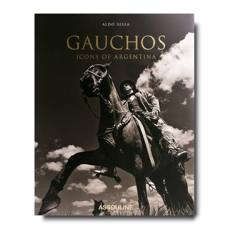 The gaucho is an iconic symbol of the romantic ideal of the love of freedom and of the unspoiled landscape. With his camera, renowned Argentine artist Aldo Sessa spent months on end traveling around Argentina to its farthest reaches, sparing no
