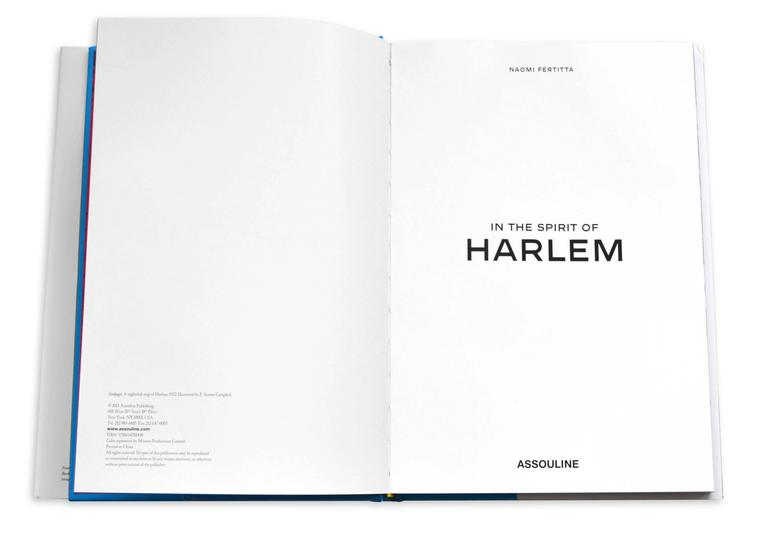 With its incredible history, cultural richness, musical heritage, and renowned cuisine, Harlem is undoubtedly one of the most intoxicating New York City communities. In this beautifully illustrated volume, author Naomi Fertitta takes readers on both