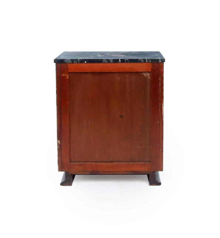 restored kitchen cabinets early 20th century deco rosewood cabinet with 25533