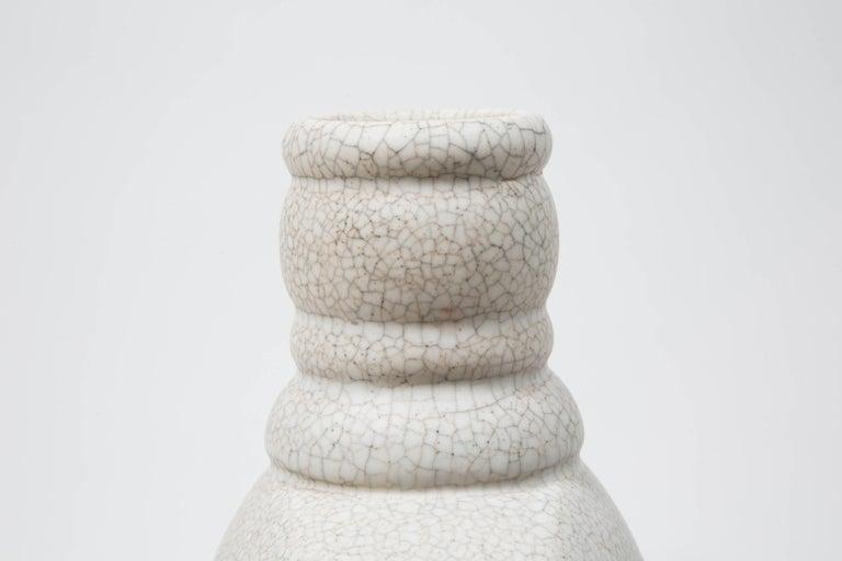 French Art Deco Ceramic Vase by Primavera For Sale 1