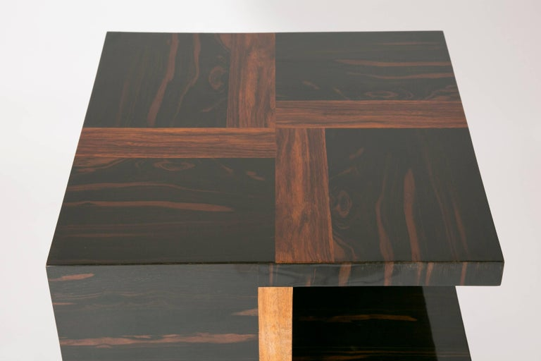 Art Deco Side Table by Jacques Adnet 5
