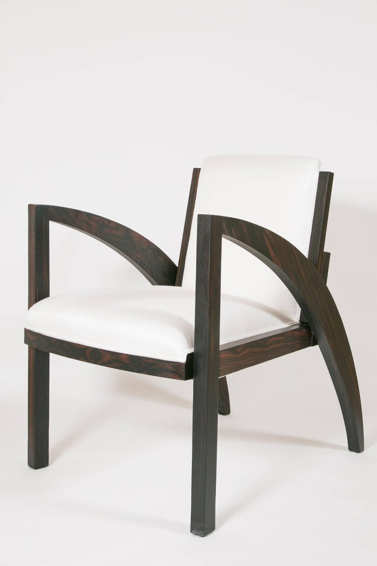 Art Deco Special Limited Edition Armchair In Excellent Condition For Sale In Paris, FR